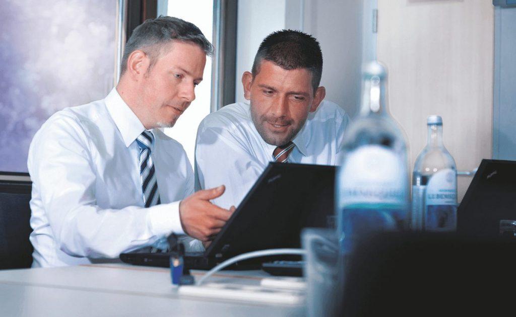 ten ERP partnerschaftliche Zusammenarbeit